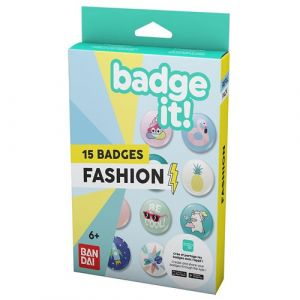 Bandai Recharge Badge it ! - Fashion