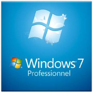 Windows 7 Professionnelle SP1 pour Windows