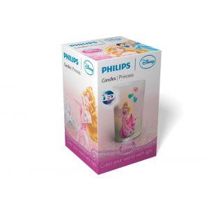 Philips 71711/25/16 - Bougie électrique Belle au bois dormant