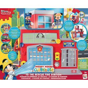 IMC Toys Caserne de pompiers Mickey