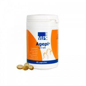 MP Labo Agepi Omega 3 et Omega 6 - 40 capsules