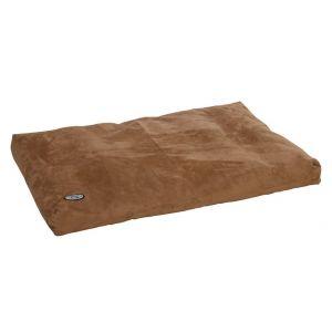 Buster Matelas pour chien à mémoire de forme - Camel - 120 x 100 cm