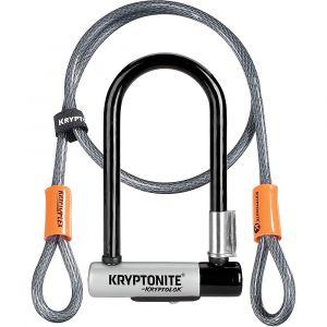 Kryptonite KryptoLok Mini-7 - Antivol - + Kryptoflex orange/noir Antivols