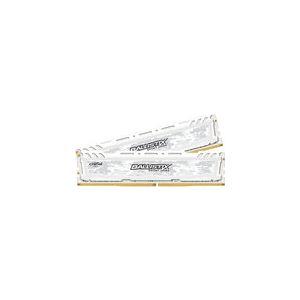 Crucial BLS8G4D240FSCK - Barrette mémoire Ballistix Sport LT 16 Go DDR4 8GBx2 2400 DIMM 288pin white SR