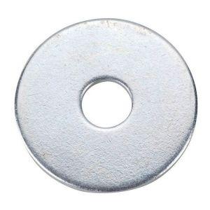 VisWood Rondelle carrossier zingué - Ø 15 mm - Boîte de 200
