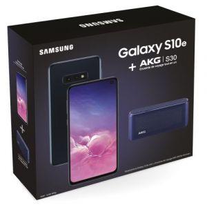Samsung PACK GALAXY S10E + ENCEINTE AKG S30