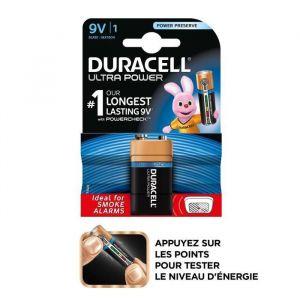 Duracell Piles Ultra Power 9V