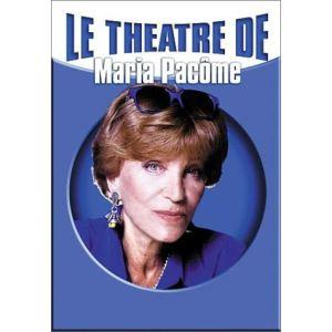 Coffret Le théâtre de Maria Pacôme - 6 DVD