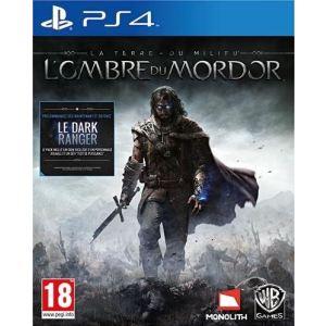La Terre du Milieu : L'Ombre du Mordor [PS4]