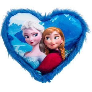Joy Toy Coussin Elsa & Anna La Reine Des Neiges (33 x 33 cm)
