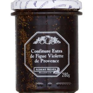 Albert ménès Confiture extra de figue violette de Provence - Le pot de 280g