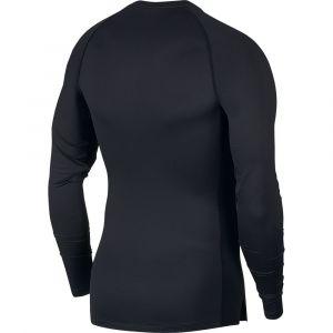 Nike Hautà manches longues Pro pour Homme - Noir - Taille S - Male