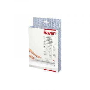 Rayen 6324 - Housse pour jeannette Coton/Caoutchouc/Mousse 61,5 x 21,5 x 2 cm