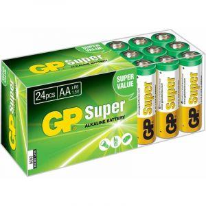 GP Batteries 1x24 GP Super Alkaline Mignon AA LR 06