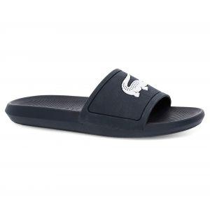 Lacoste Homme Sandaless Croco Slide Bleues 40 1/2