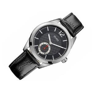 Hugo Boss HB1512793 - Montre pour homme avec bracelet en cuir