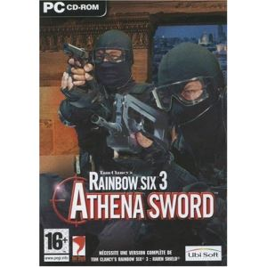 Rainbow Six 3 : Athena Sword - Extension du jeu Raven Shield [PC]