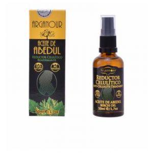 Arganour Aceite de Abedul - Réducteur de cellulite raffermissant