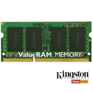 Kingston KVR16S11S8/4 - Barrette mémoire ValueRAM 4 Go DDR3 1600 MHz CL11 204 broches