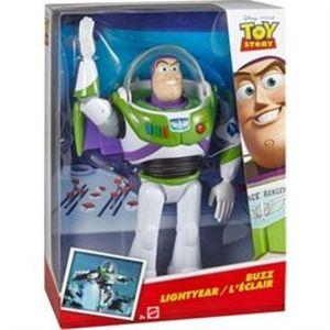 Mattel Figurine Buzz Lightyear Toy Story 24 cm
