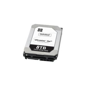 Hitachi HUH721010ALE600 - Disque dur interne Ultrastar He10 10 To SATA 6Gb/s 3.5""