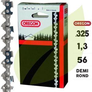 Oregon Chaine tronçonneuse 325 1.3mm 56 E 95VPX056E