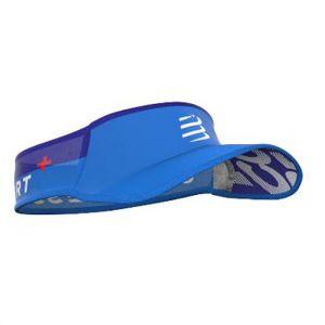 Compressport Ultralight Visor, Light blue One Size Bonnets