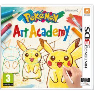 Pokémon Art Academy [3DS]