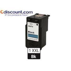 paxton cdispa510bk cartouche d 39 encre noire compatible canon pg 510 bk comparer avec. Black Bedroom Furniture Sets. Home Design Ideas