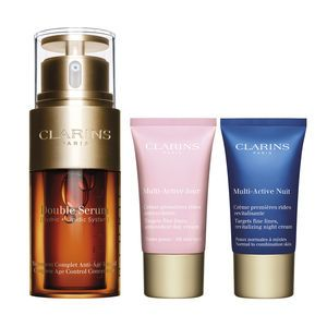 Clarins Programme anti-âge Double Serum & Multi-Active