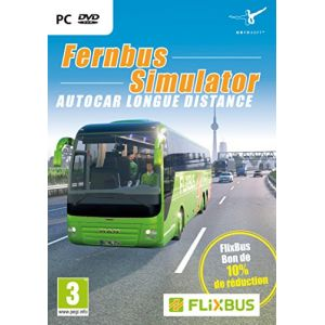 Fernbus Simulateur - Car Long-Courrier [PC]