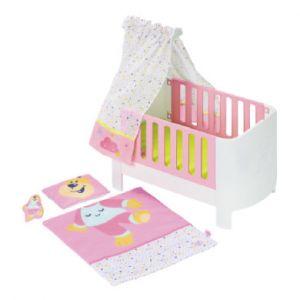 Zapf Creation Baby Born 827420 Lit Magique Multicolore