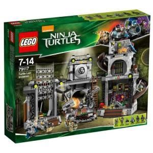 Lego 79117 - Tortues Ninja : L'invasion du repaire