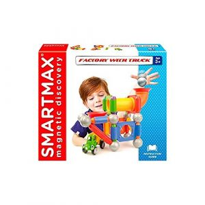 SmartGames SmartMax Factory with Truck