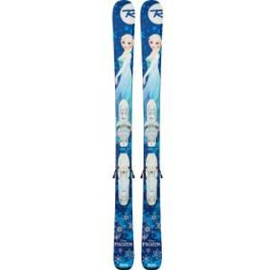 Rossignol Pack ski Xpress Jr Fix Ski Kid-X 4 B76 La Reine des Neiges