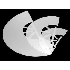 Buster Colerette de protection transparente Diam 20 cm - Chien