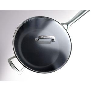 Le Creuset Les Forgées - Poêle wok (30 cm)