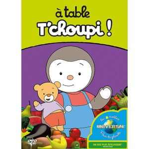 A table T'Choupi !