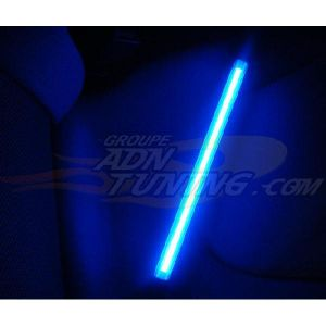Tube Neon - 20cm - Bleu