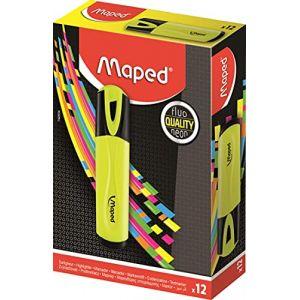 Maped 742534 Marqueur Jaune