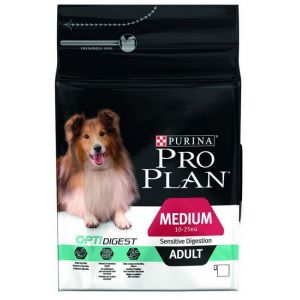 Purina Pro Plan Optidigest Medium Adult (Poulet) - Sac de 14 kg