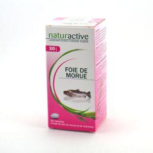 Naturactive Foie de Morue 60 capsules