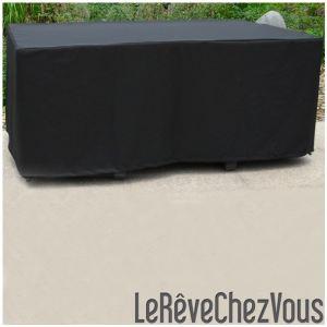 Housse de protection pour table 170 x 105 cm