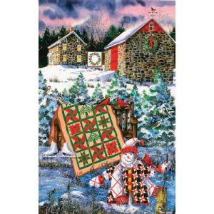 Sunsout Diane Phalen - A Christmas Cheer Quilt