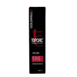 Goldwell Topchic Coloration permanente pour cheveux 5RS 60ml