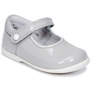 Start Rite Nancy, Mary Janes Fille, Gris (Grey Patent_5), 26 EU
