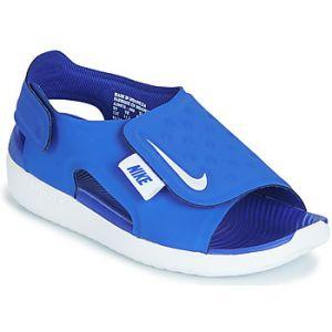 Nike Sandale Sunray Adjust 5 pour Jeune enfant/Enfant plus âgé - Bleu - Taille 29.5 - Unisex