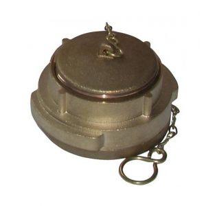 Accessoires de citerne Raccord pompier bouchon diamètre 2