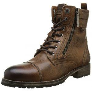 Pepe Jeans Melting, Desert Boots Femme, Marron (859Tobacco), 38 EU
