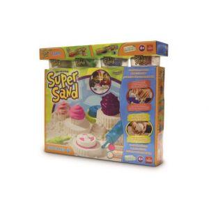 Goliath Super Sand Cupcakes Pack + 4 pots recharge